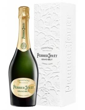 Perrier-Jouët Grand Brut Etui - Champagne AOC Perrier - Jouët