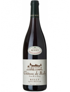 Côte Chalonnaise - Antonin Rodet - Château de Rully - Rouge - 2016