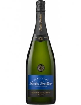 Nicolas Feuillatte Brut Réserve Exclusive Brut Magnum - Champagne AOC Nicolas Feuillatte