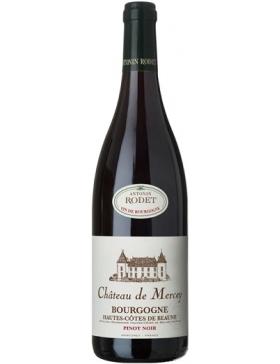 Antonin Rodet - Antonin Rodet - Château de Mercey - Rouge - 2016