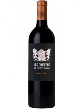 Les Griffons de Pichon Baron - Vin Pauillac