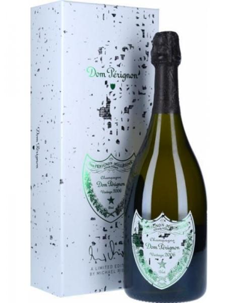 Champagne Dom Pérignon Edition Riedel