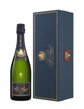 Champagne & Idées Cadeaux - Pol Roger Brut Cuvée Sir Winston Churchill 2008