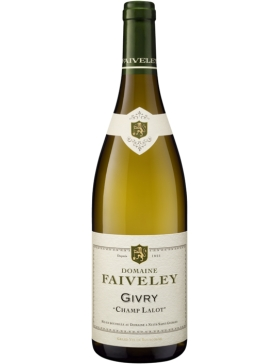 Domaine Faiveley Givry Champ Lalot Blanc - Vin Givry