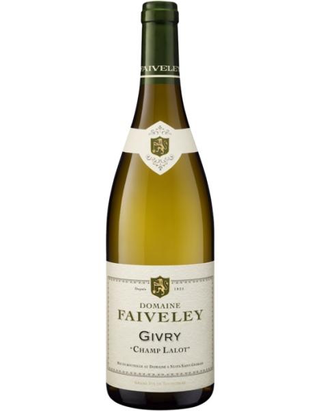 Domaine Faiveley Givry Blanc