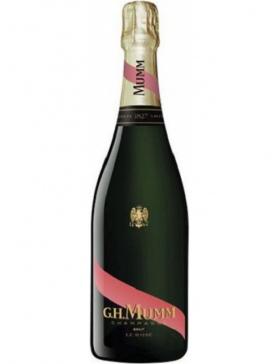 Mumm Cordon Rouge Brut Rosé - Champagne AOC Mumm