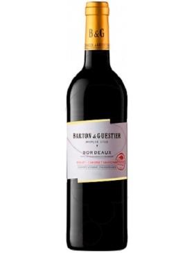 Bordeaux - Barton et Guestier - Passeport Bordeaux Rouge