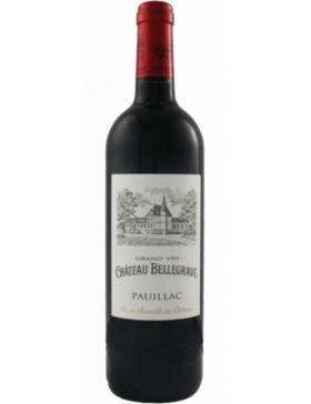 Château Bellegrave - Pauillac - Rouge - 2014 - Vin Pauillac