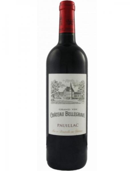 Château Bellegrave - Pauillac - Rouge - 2014