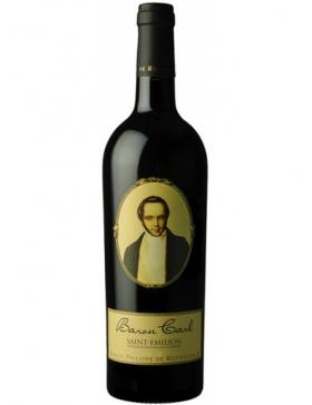 Cuvée Baron Carl 2015 - Vin Saint-Emilion