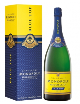 Heidsieck & Co Monopole Blue Top Magnum