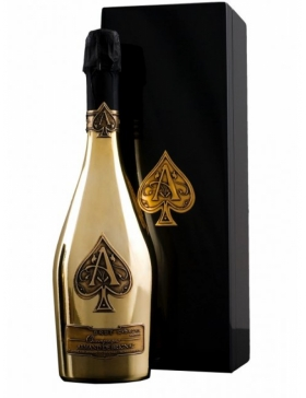 Armand de Brignac Brut Gold Coffret - Champagne AOC Armand de Brignac
