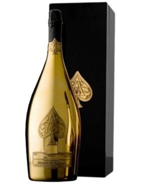 Champagne & Idées Cadeaux - Armand de Brignac Brut Gold Magnum Coffret