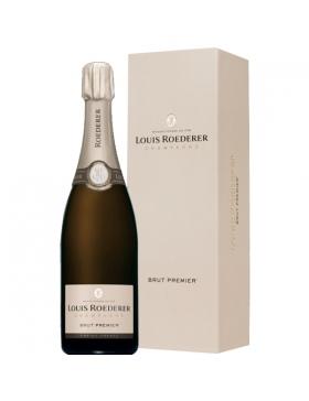 Champagne & Idées Cadeaux - Roederer Brut Premier Coffret Luxe
