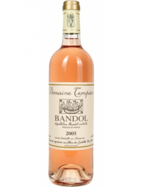 Domaine Tempier - Bandol Rosé - Vin AOC Bandol
