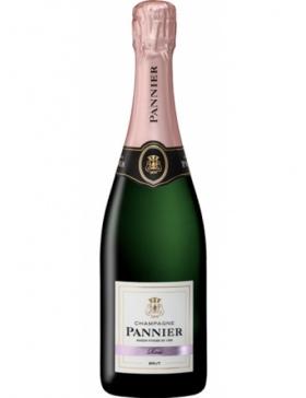 Pannier Brut Rosé - Champagne AOC Pannier