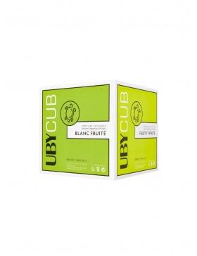 Uby CUB Blanc sec 5L BIB