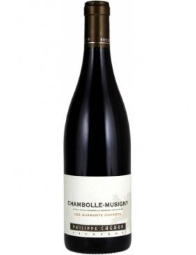 Philippe Chéron - Chambolle-Musigny - Les Quarante Ouvrées - Vin Côte de Nuits