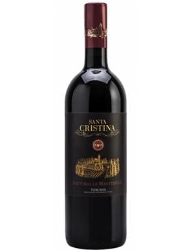 Santa Cristina Le Maestrelle Rouge 2016 - Vin Toscane