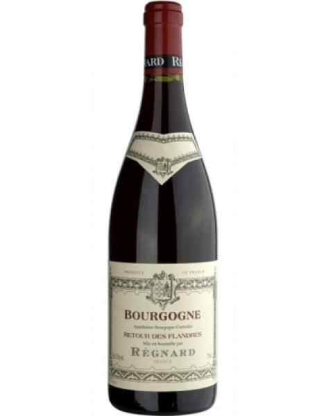 Régnard - Bourgogne - Retour des Flandres