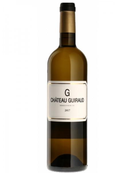 G de Château Guiraud - Blanc - 2017