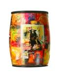 CUBI BIB ART Rouge - Marc Guyot - le benjamin de Puech-Haut