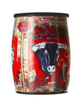 CUBI BIB ART Rouge - Di Meo - le benjamin de Puech-Haut - Vin Pays d'Oc