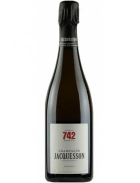 Champagne & Idées Cadeaux - Jacquesson Cuvée 742