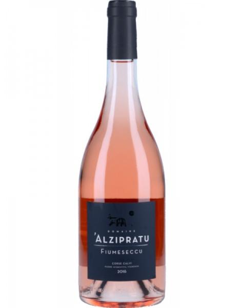 Domaine d'Alzipratu - Fiume Seccu - Rosé