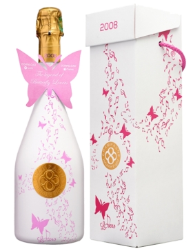 Infinite Eight Butterfly Lovers 2008 - Champagne AOC Infinite Eight