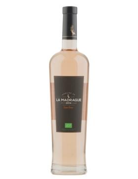 La Madrague Cuvée Claire Rosé - Vin Côtes de Provence