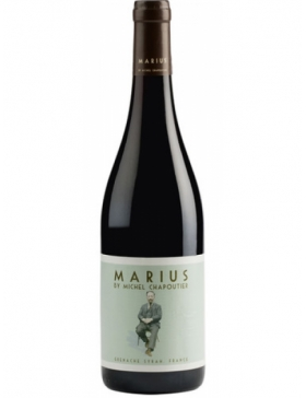 M.Chapoutier - Marius - By Michel Chapoutier Rouge - Vin de pays d'oc - M. Chapoutier