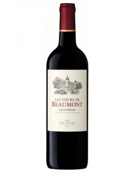 Les Tours de Beaumont - Haut Médoc - Rouge