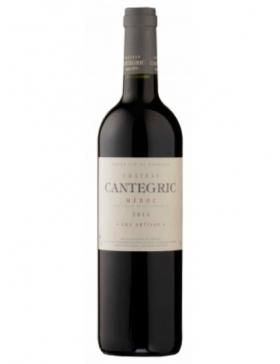 Château Cantegric - Médoc - 2014 - Cru Artisan - Bordeaux - Rouge - Vin Medoc