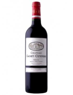 Château Gadet-Cuypers - Médoc - 2014 - Bordeaux - Rouge - Vin Medoc