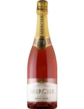 Mercier Brut Rosé - Champagne AOC Mercier