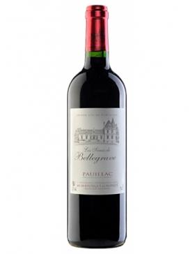 Les Sieurs de Bellegrave - Rouge - Vin Pauillac