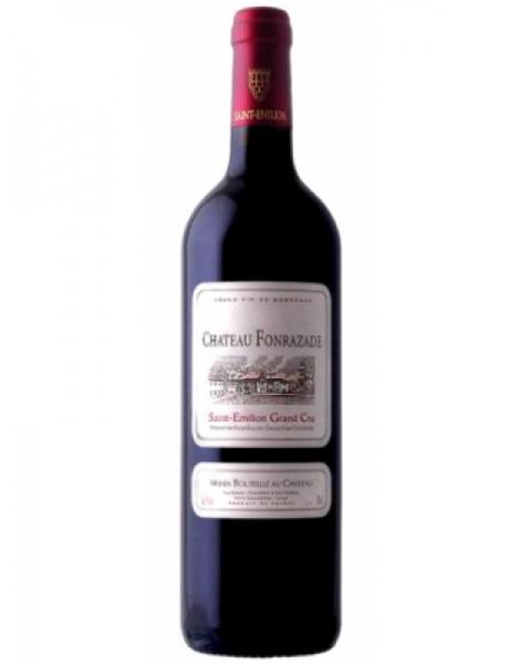 Châteaux Fonrazade - Grand Cru Classé - Rouge - 2016