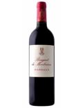 Le Bouquet de Monbrison - 2nd vin - Bordeaux - Rouge