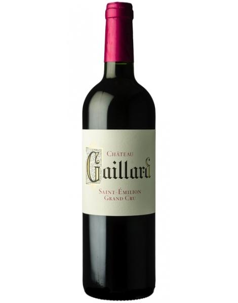 Châteaux Gaillard - Grand Cru Classé - Bio - Bordeaux - Rouge