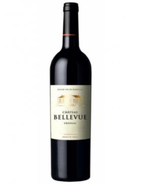 Château Bellevue - Bio - 2015 - Vin Fronsac
