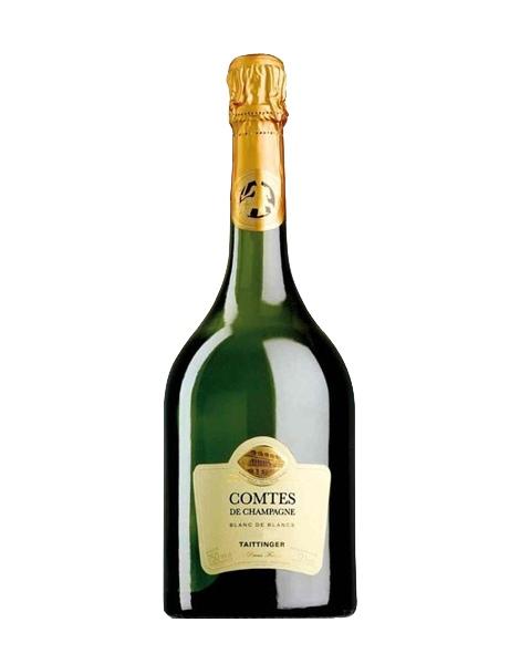 Taittinger Comte de champagne - 2006 - Caisse bois