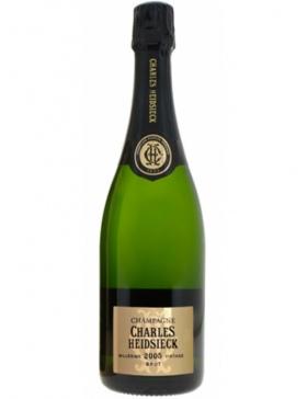 Charles Heidsieck Millésime - Champagne AOC Charles Heidsieck