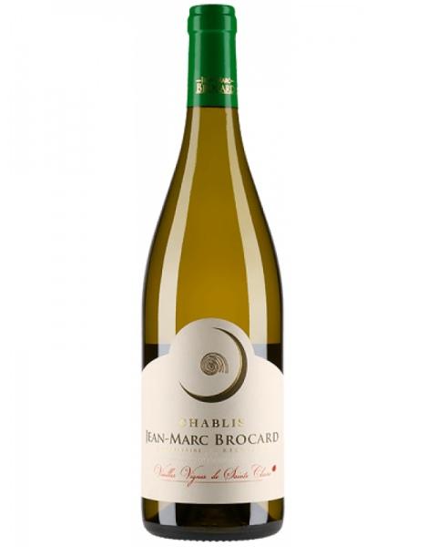 Domaine Brocard Chablis Les Vieilles Vignes
