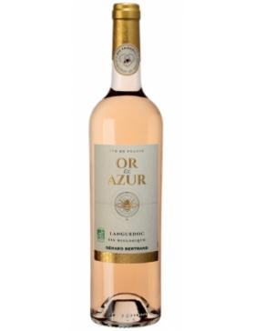 Gérard Bertrand - Bio - Or et Azur Rosé - Vin AOP Languedoc