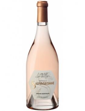 Gérard Bertrand - Chateau-la-Sauvageonne La Villa - Magnum - Rosé - 2019 - Vin Languedoc AOC