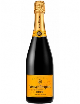 Veuve Clicquot Carte jaune - Champagne AOC Veuve Clicquot