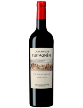 Gérard Bertrand - Domaine de L'Estagnère - IGP Cité de Carcassonne - Vin IGP Cité de Carcassonne
