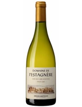 Gérard Bertrand - Domaine de L'Estagnère - IGP Cité de Carcassonne - Pinot Gris - Vin IGP Cité de Carcassonne