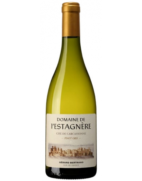 Gérard Bertrand - Domaine de L'Estagnère - IGP Cité de Carcassonne - Pinot Gris